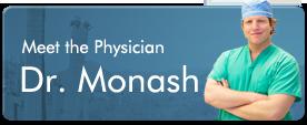 Dr Jeffrey Monash