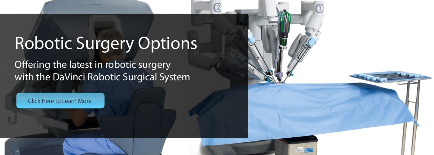 Da Vinci Surgery in Tucson