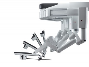 Da Vinci Robotic Arms