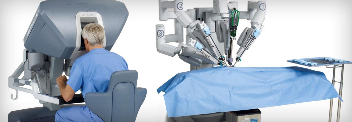 davinci robotic surgical system